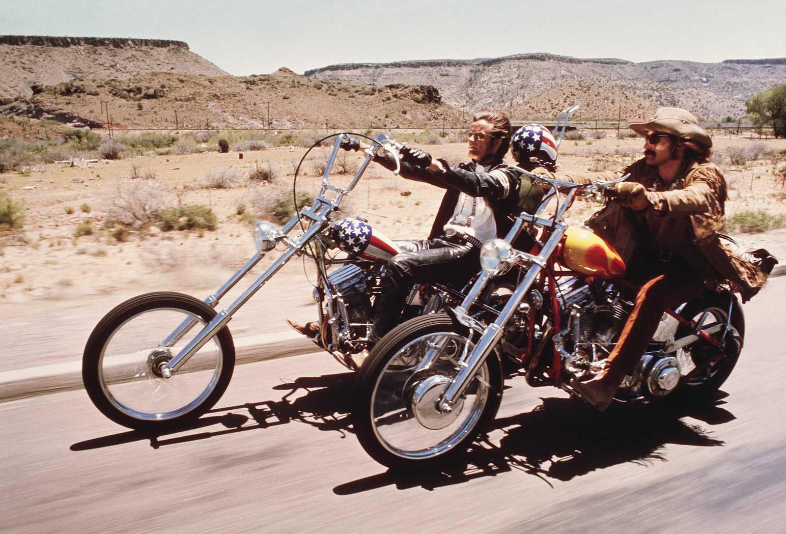 1969. - Easy Rider