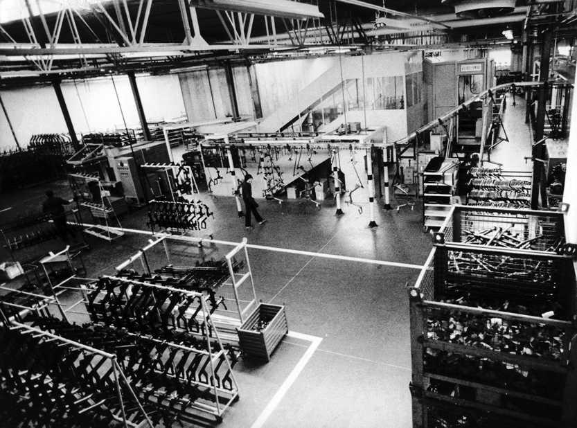 1970. - Prva proizvodnja Fantic Caballera