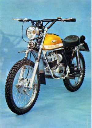 1971. - Fantic Caballero 100cc