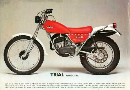 1977 – Prvi Trial 125