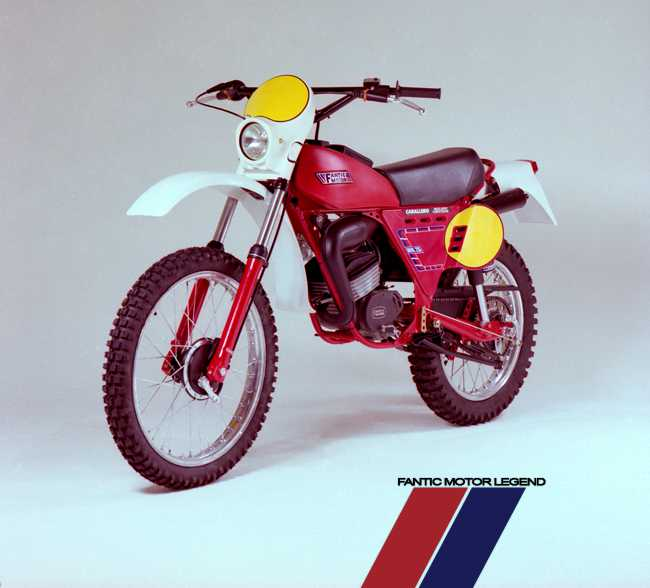 1979 - Fantic Trial 50cc i Trial 200cc