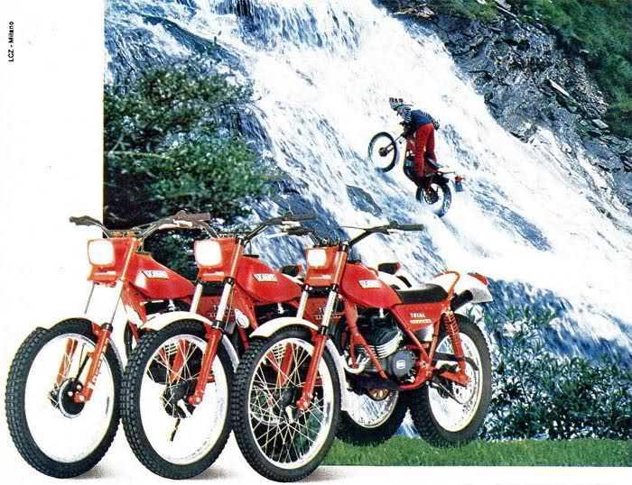 1980. - Prvo Trial natjecanje