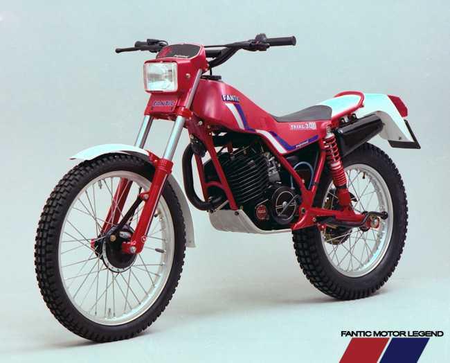 1983. - Fantic Trial 300