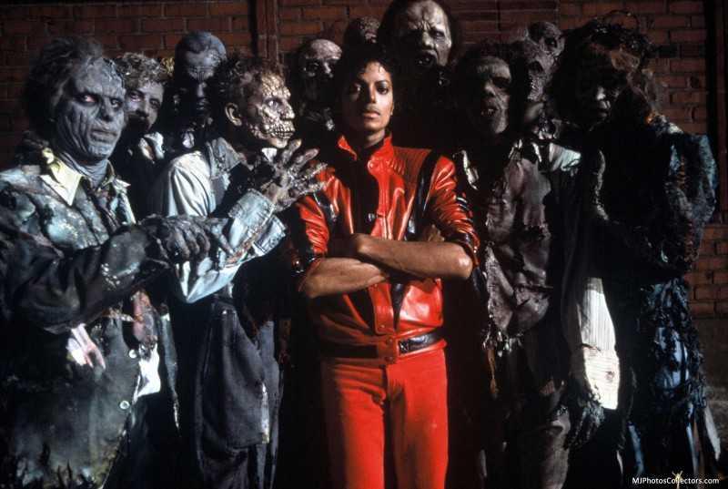 1983. - Glazbeni video Thriller