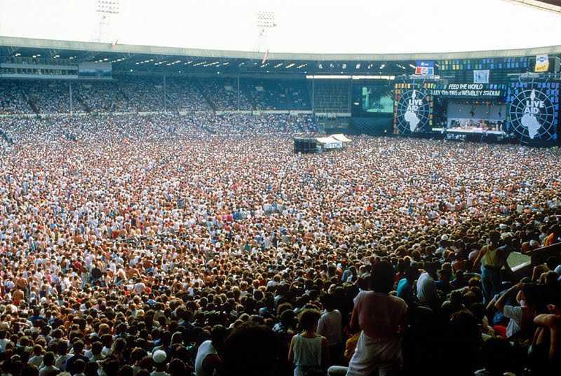 1985. - Prva Live Aid