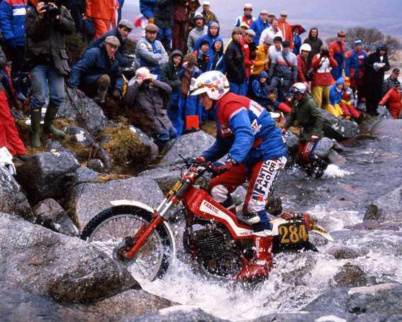 1985. - Prvo svjetsko prvenstvo za Fantic